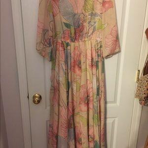 Chic wish maxi dress